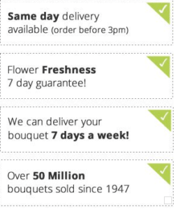 flowers by post asda